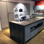 Musterkche Biella Planungswelten Miele Küche Komplettküche Wohnzimmer Miele Komplettküche