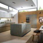 Farbe In Der Kche Next125 Designkchen Küche Wandverkleidung Singleküche Mit Kühlschrank Einbauküche L Form Led Beleuchtung Modul Möbelgriffe Weiß Wohnzimmer Küche Salbeigrün
