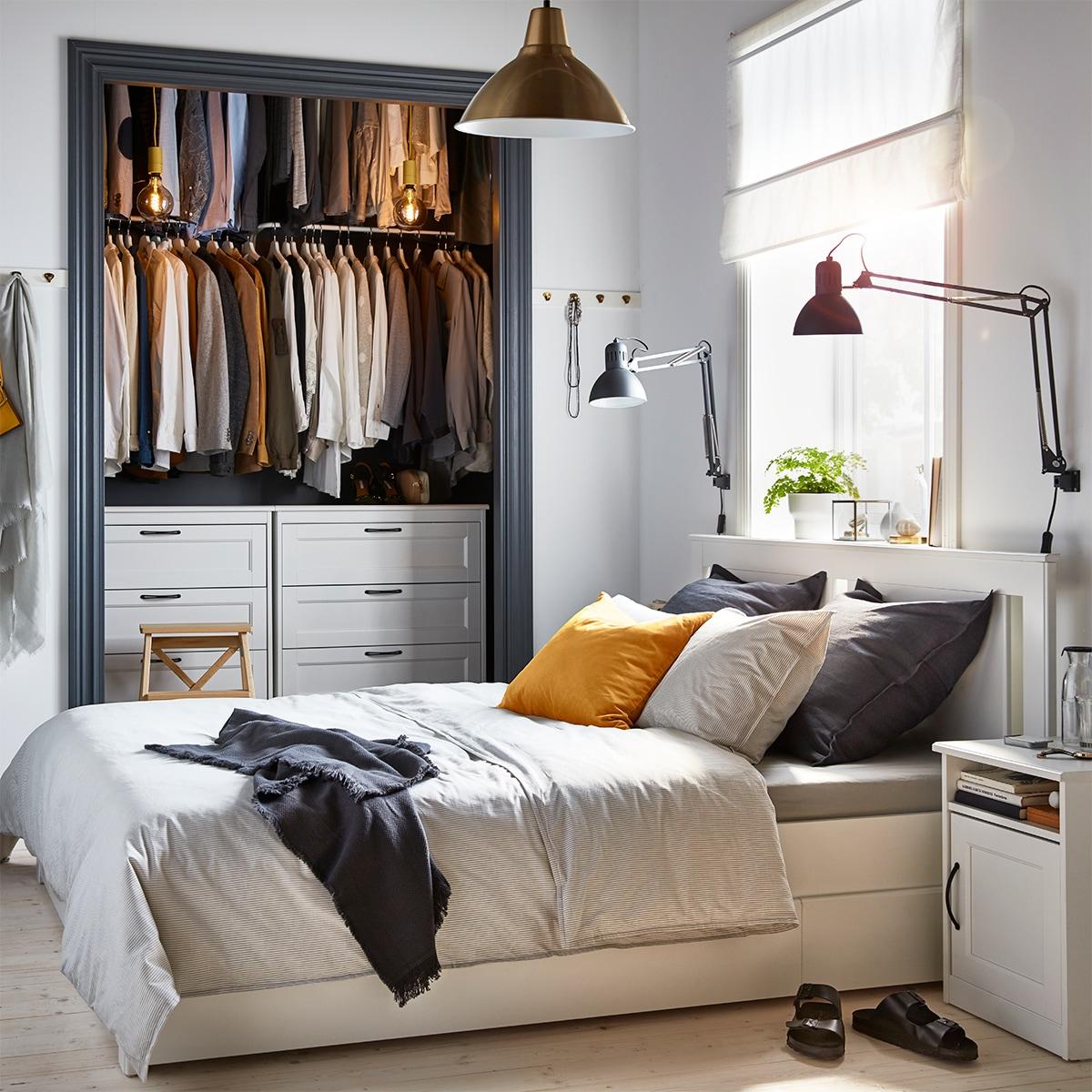 Full Size of Einrichtungsideen Inspirationen Schlafzimmer Ikea Schweiz Bett Mit Bettkasten 180x200 Schwarz Modulküche Küche Kosten Schubladen Sofa Schlaffunktion Kaufen Wohnzimmer Schrankbett 180x200 Ikea