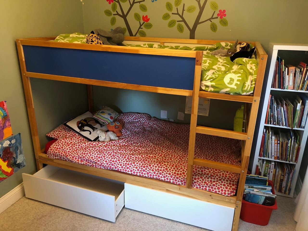 Full Size of Ikea Kura Bed Hack Storage Underneath Hacks Pinterest House Bunk Hacking The Into A With Hackers Wohnzimmer Kura Hack