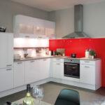 Singleküche Bauhaus L Kche Classica C1230 Wei Hochglanz Mit Kühlschrank E Geräten Fenster Wohnzimmer Singleküche Bauhaus