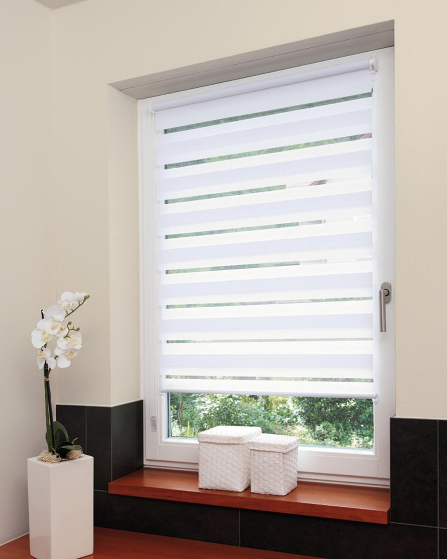 Full Size of Doppel Rollo 140x160 Gardinen Küche Wohnzimmer Fenster Scheibengardinen Für Schlafzimmer Die Wohnzimmer Gardinen Doppelfenster