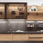 Nobilia Wandabschlussleiste Wohnzimmer Alles Zur Nischengestaltung Nobilia Kchen Einbauküche Küche