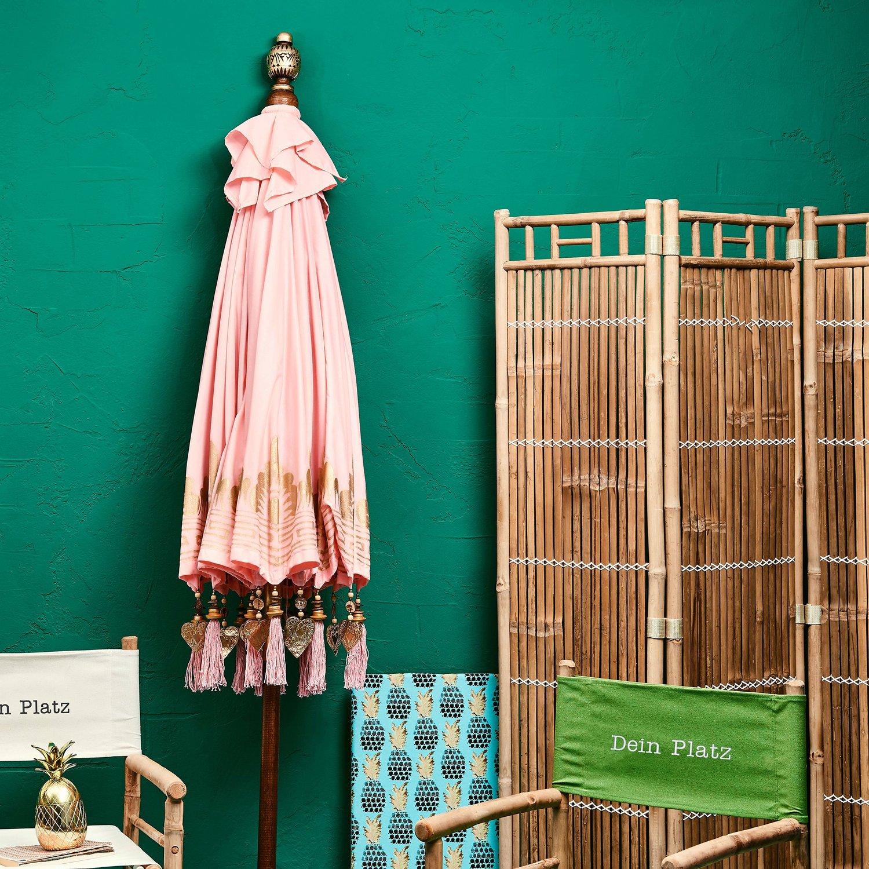 Full Size of Safari Paravent 120 4 180 Cm Bambus Natur Kaufen Bei Obi Bett Garten Wohnzimmer Paravent Bambus Balkon