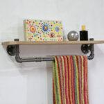 Küche Handtuchhalter Wand Regale Industrieregale Dusche Bad Sauna Kche Hängeschrank Höhe U Form Mintgrün Schnittschutzhandschuhe Schwingtür Alno Günstig Wohnzimmer Küche Handtuchhalter
