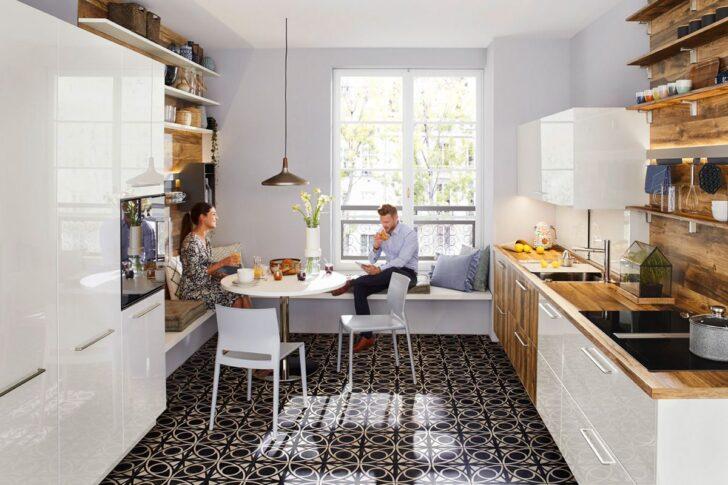Medium Size of Kleine Landhausküche Smart 4041 Ballerina Kchen Finden Sie Ihre Traumkche Regale Weiß Kleiner Tisch Küche Sofa Kleines Wohnzimmer Weisse Grau Regal Mit Wohnzimmer Kleine Landhausküche