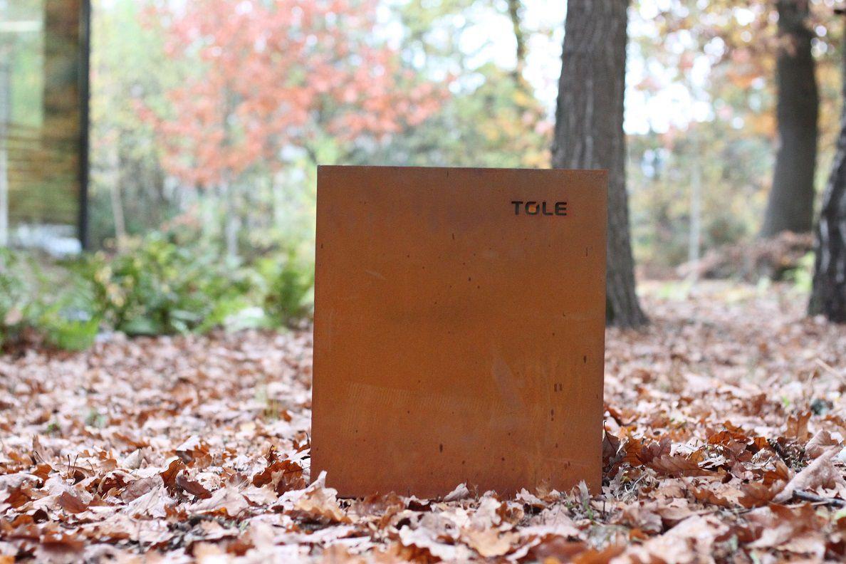 Full Size of Holzlege Cortenstahl Garten Feuerkorb Holz S35 Tole The Outdoor Living Experience Wohnzimmer Holzlege Cortenstahl