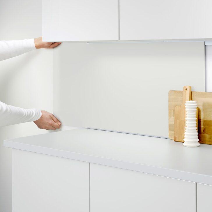 Medium Size of Lysekil Wandpaneel Doppelseitig Wei Ikea Miniküche Modulküche Küche Kosten Betten 160x200 Kaufen Sofa Mit Schlaffunktion Bei Wohnzimmer Küchenrückwände Ikea
