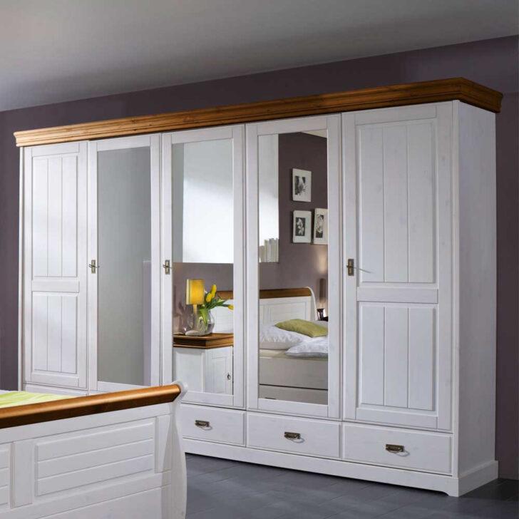 Medium Size of Schlafzimmerschränke Schlafzimmerschrank Scots Im Landhausstil Pharao24de Wohnzimmer Schlafzimmerschränke