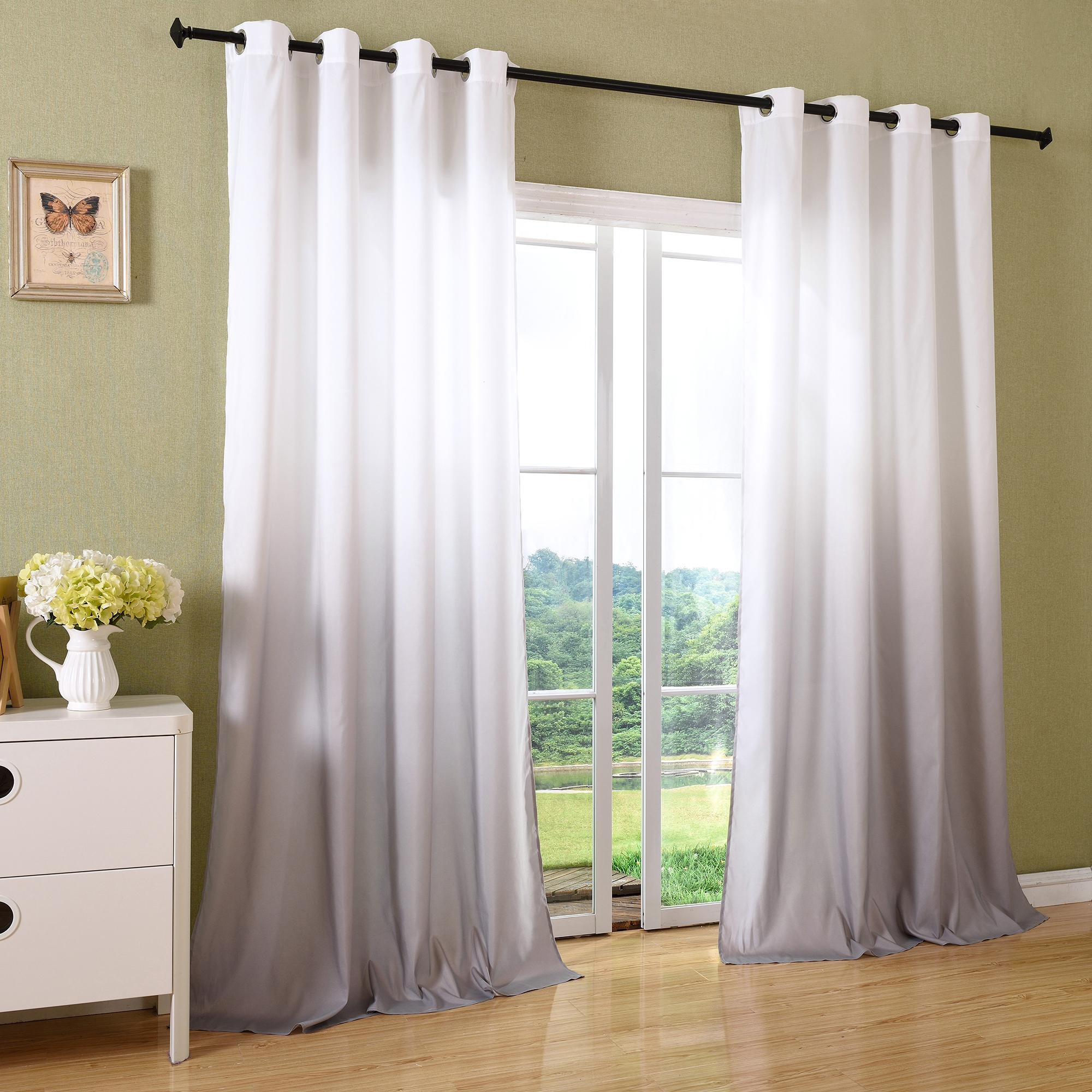 Full Size of Schal Blickdicht Vorhang Sen Gardine Microsatin Farbverlauf Wohnzimmer Vorhänge Küche Schlafzimmer Wohnzimmer Vorhänge