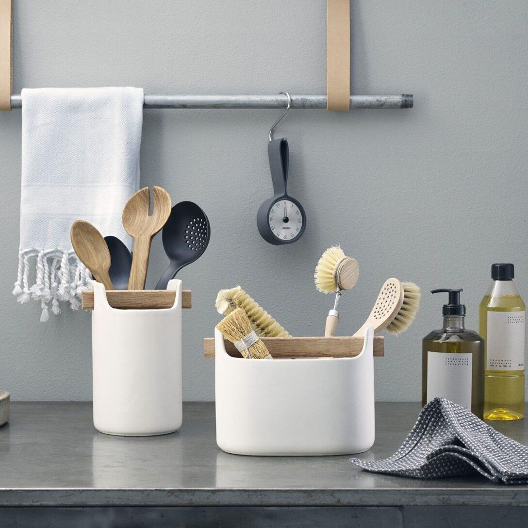Large Size of Küchen Aufbewahrungsbehälter Eva Solo Aufbewahrungsbehlter Toolbo15 Cm Regal Küche Wohnzimmer Küchen Aufbewahrungsbehälter