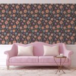 Wandfarbe Rosa Wohnzimmer Wandfarbe Rosa Küche