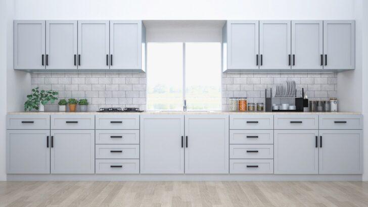 Medium Size of Küchenschrank Griffe Weie Kchen Kchendesignmagazin Lassen Sie Sich Inspirieren Möbelgriffe Küche Wohnzimmer Küchenschrank Griffe