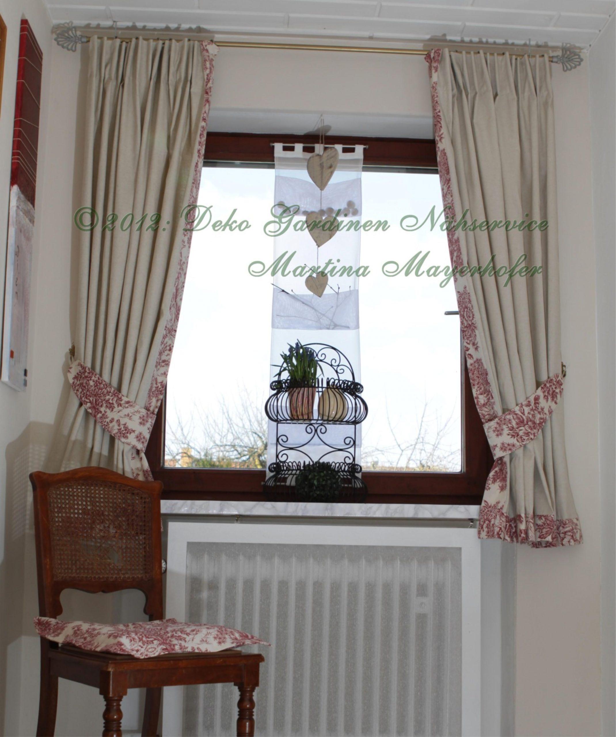 Full Size of Fensterdekoration Gardinen Beispiele Deko Nhservice Allershausen Mayerhofer Für Wohnzimmer Scheibengardinen Küche Die Schlafzimmer Fenster Wohnzimmer Fensterdekoration Gardinen Beispiele