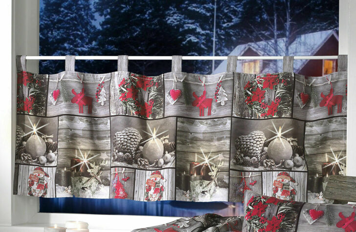 Medium Size of Blickdichte Scheibengardinen 60 Cm Hoch Led Scheibengardine Weihnachten Weihnachtsgardine Beleuchtung Deko Bett Weiß 160x200 Schlafsofa Liegefläche Regal 50 Wohnzimmer Blickdichte Scheibengardinen 60 Cm Hoch