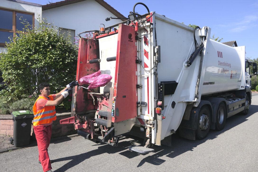 Large Size of Müllsystem Buchen Buerger Ruempfen Ueber Neues Muellsystem Weiterhin Nase Arid Küche Wohnzimmer Müllsystem
