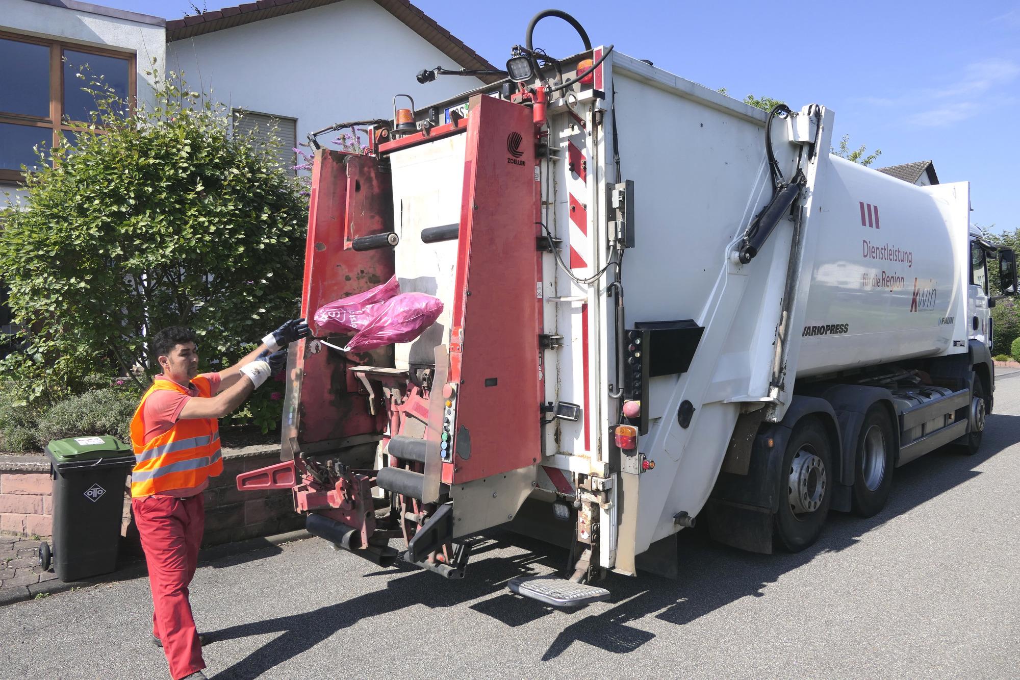 Full Size of Müllsystem Buchen Buerger Ruempfen Ueber Neues Muellsystem Weiterhin Nase Arid Küche Wohnzimmer Müllsystem