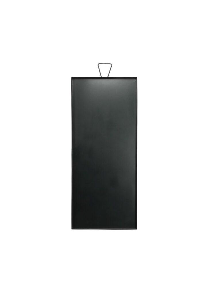 Medium Size of Memoboard Black Finish 45x116cm Shopforliving Winkel Küche Hängeregal Ohne Oberschränke Betonoptik Unterschränke Musterküche Wandverkleidung Wohnzimmer Memoboard Küche