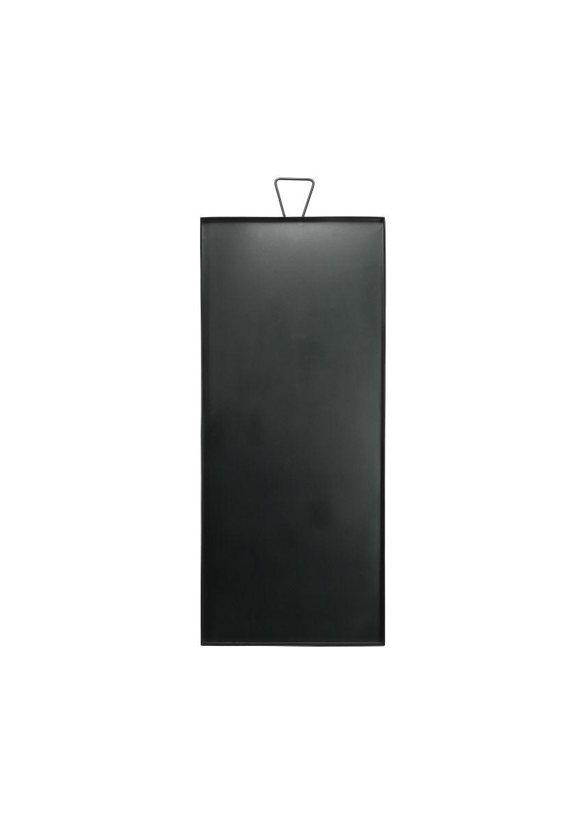 Full Size of Memoboard Black Finish 45x116cm Shopforliving Winkel Küche Hängeregal Ohne Oberschränke Betonoptik Unterschränke Musterküche Wandverkleidung Wohnzimmer Memoboard Küche