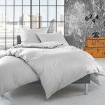 Bettwäsche 155x220 Flanell Bettwsche Uni Wei Garnitur Jetzt Online Kaufen Sprüche Wohnzimmer Bettwäsche 155x220
