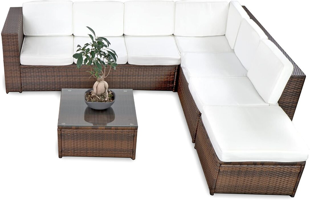 Large Size of Amazonde Xinro 19tlg Xxxl Polyrattan Gartenmbel Lounge Sofa Whirlpool Garten Aufblasbar Aufbewahrungsbox Bett Günstig Kaufen Loungemöbel Holz Einbauküche Wohnzimmer Garten Lounge Günstig