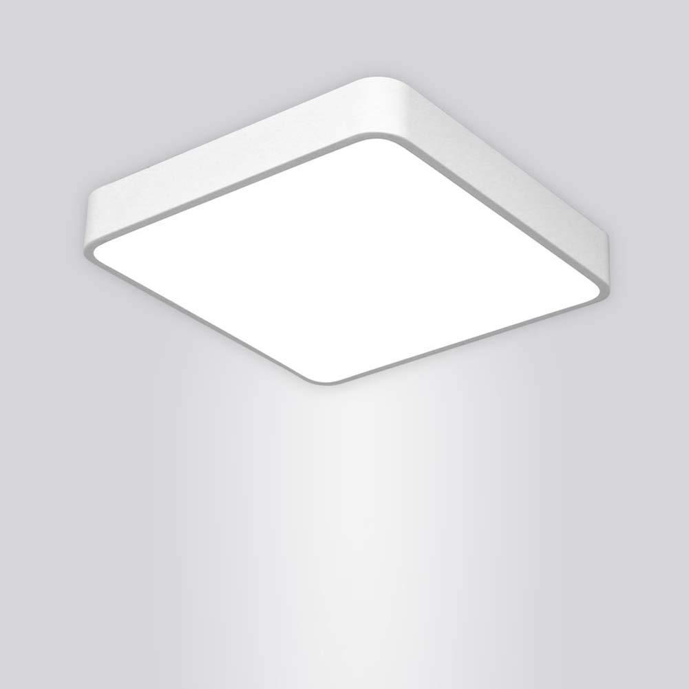 Full Size of Küchen Deckenlampe Froadp 48w Ultraslim Led Deckenleuchte Flur Wohnzimmer Schlafzimmer Deckenlampen Küche Modern Esstisch Bad Regal Für Wohnzimmer Küchen Deckenlampe