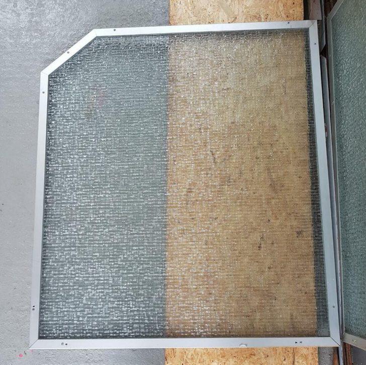Medium Size of Trennwand Balkon Sichtschutz Garten Glastrennwand Dusche Wohnzimmer Trennwand Balkon