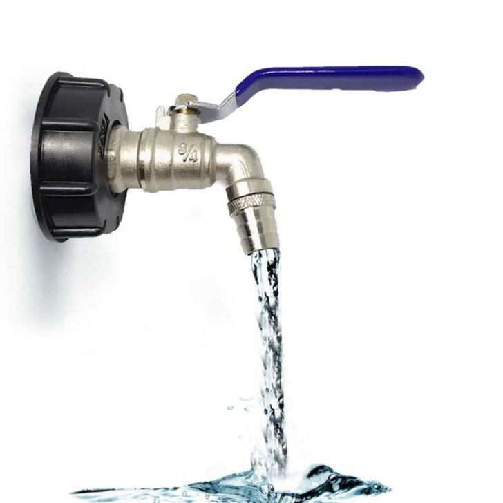 3 4 Zoll Adapter Wasserhahn Draht Ibc Tank Tap Küche Wandanschluss Bad Für Wohnzimmer Wasserhahn Anschluss
