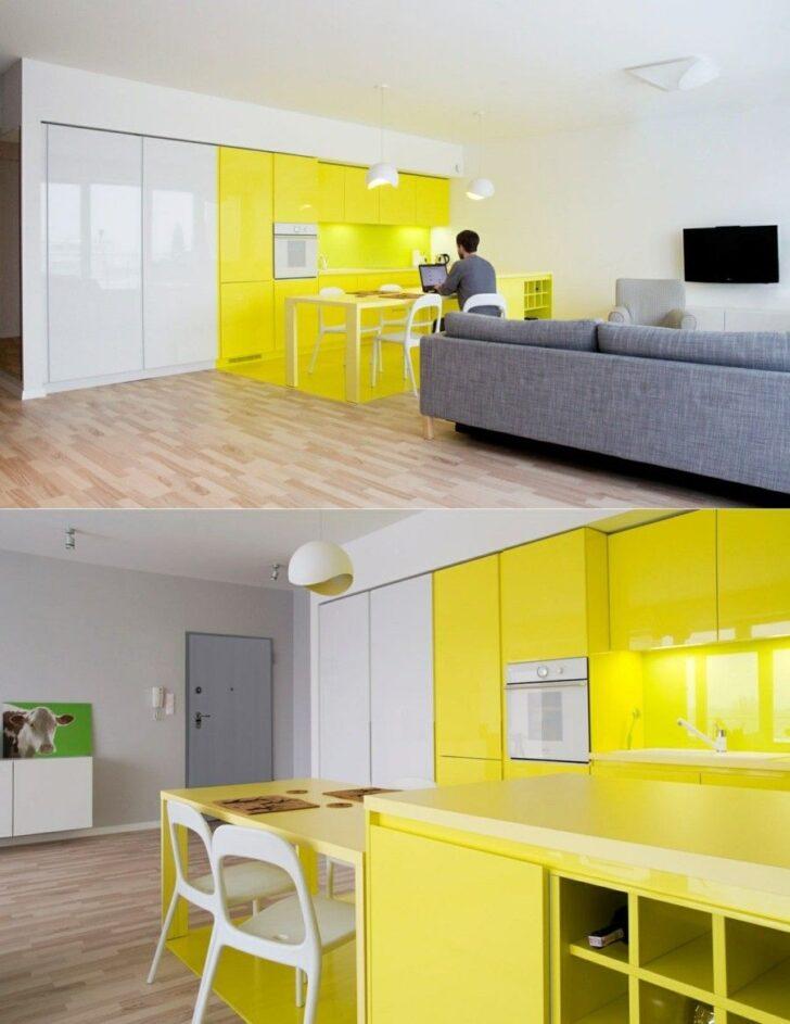 Medium Size of Kcheneinrichtung In Gelb Anwendungsanleitungen Vollholzküche Massivholzküche Holzküche Wohnzimmer Holzküche Auffrischen