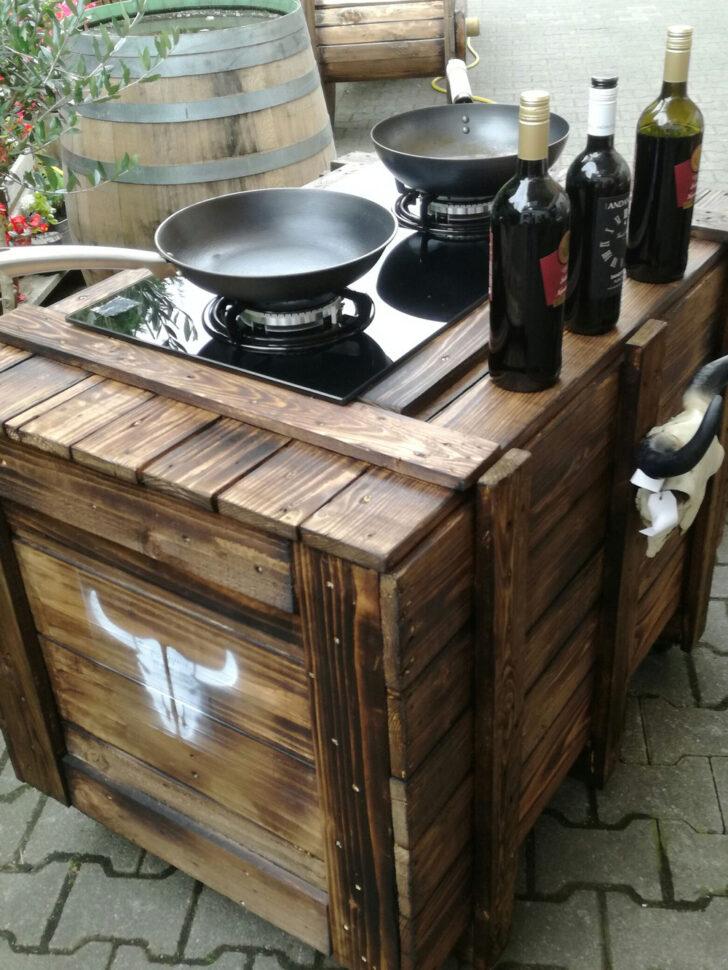 Medium Size of Kochinseln Ricwerkde Mobile Küche Wohnzimmer Mobile Outdoorküche