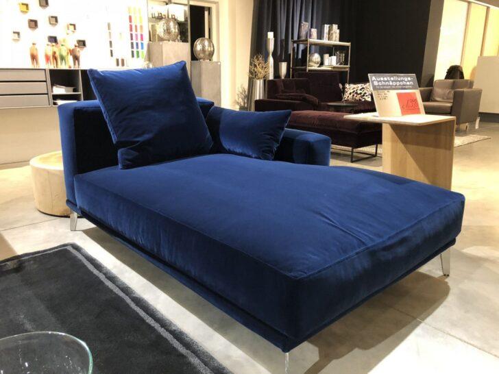 Medium Size of Grozgige Recamiere In Blauem Samt Sofa Couch Trend Mbel Mit Wohnzimmer Recamiere Samt
