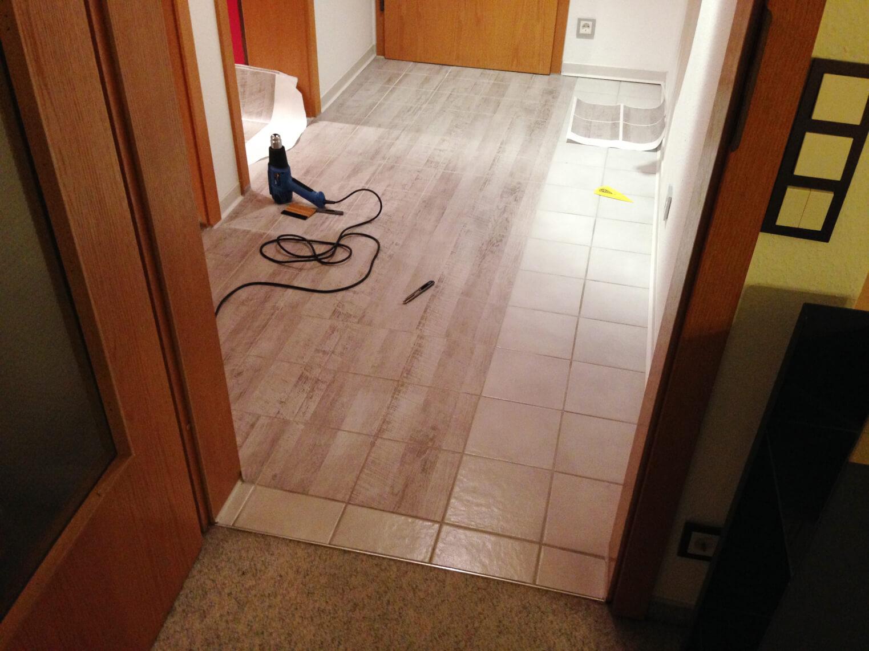Full Size of Fußbodenfliesen Küche Bodenfliesen Bekleben Holzoptik Grau Resimdo Landhaus Bodenbeläge Schubladeneinsatz L Form Sockelblende Weiß Hochglanz Arbeitsschuhe Wohnzimmer Fußbodenfliesen Küche