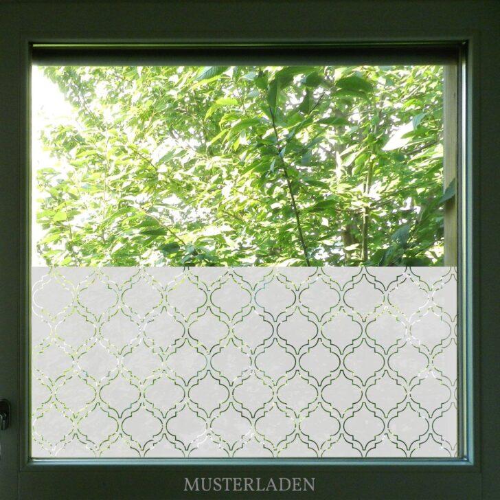 Medium Size of Fensterfolie Sichtschutz Dekoration Marokkanisch 2 Wohnzimmer Fensterfolie Blickdicht