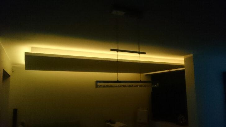 Medium Size of Indirekte Beleuchtung Decke Selber Bauen Machen Wohnzimmer Led Abgehngte Mit Indirekter Lichtvouten Neue Fenster Einbauen Bett Kopfteil Deckenleuchte Bad Wohnzimmer Indirekte Beleuchtung Decke Selber Bauen