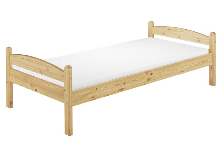 Medium Size of Futonbett 100x200 Massivholzbett Einzelbett Kiefer Natur Jugendbett Bett Weiß Betten Wohnzimmer Futonbett 100x200