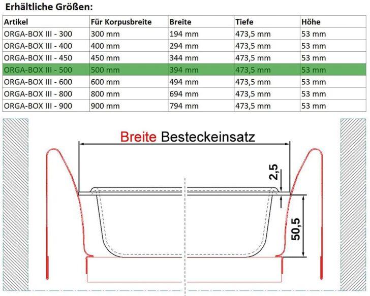 Medium Size of Nobilia Besteckeinsatz 80 Trend 120 Holz 100 60 Cm 40 Orga Bobesteckeinsatz Silbergrau Fr 50er Schublade Zb Küche Einbauküche Wohnzimmer Nobilia Besteckeinsatz