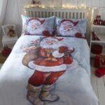 Bettwäsche Lustig Lustige Bettwsche Vater Weihnachten Feinbiber Single T Shirt Sprüche T Shirt Wohnzimmer Bettwäsche Lustig