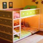 Kura Hack Bed Storage Ideas Montessori Ikea Underneath Bunk Rosemary Mornings Wohnzimmer Kura Hack
