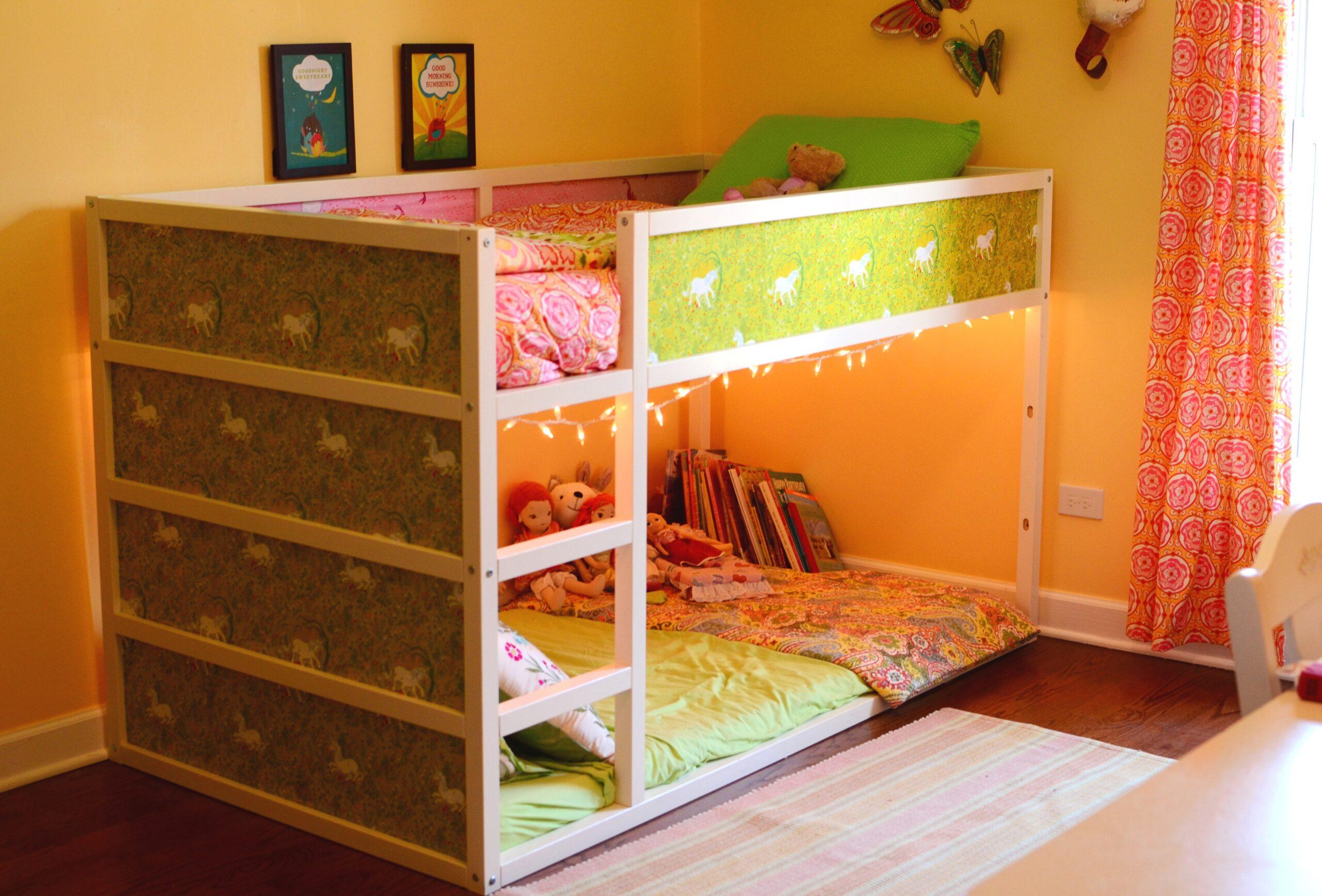 Full Size of Kura Hack Bed Storage Ideas Montessori Ikea Underneath Bunk Rosemary Mornings Wohnzimmer Kura Hack