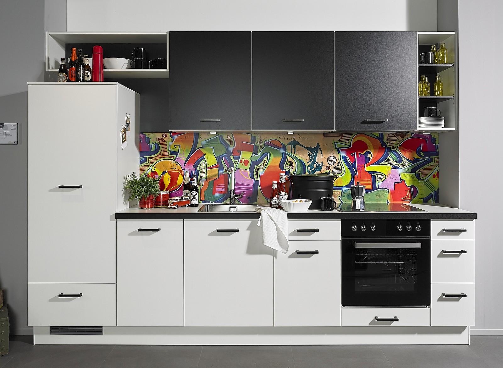 Full Size of Küche Zweifarbig Edelstahlküche Einbauküche Mit Elektrogeräten Modulküche Fliesen Für Aufbewahrungsbehälter Deckenleuchte Industrielook Kaufen Ikea Wohnzimmer Küche Zweifarbig