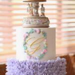 Küchenkarussell Couture Cupcakes Cookies Geburtstagsparty Dekoration Wohnzimmer Küchenkarussell