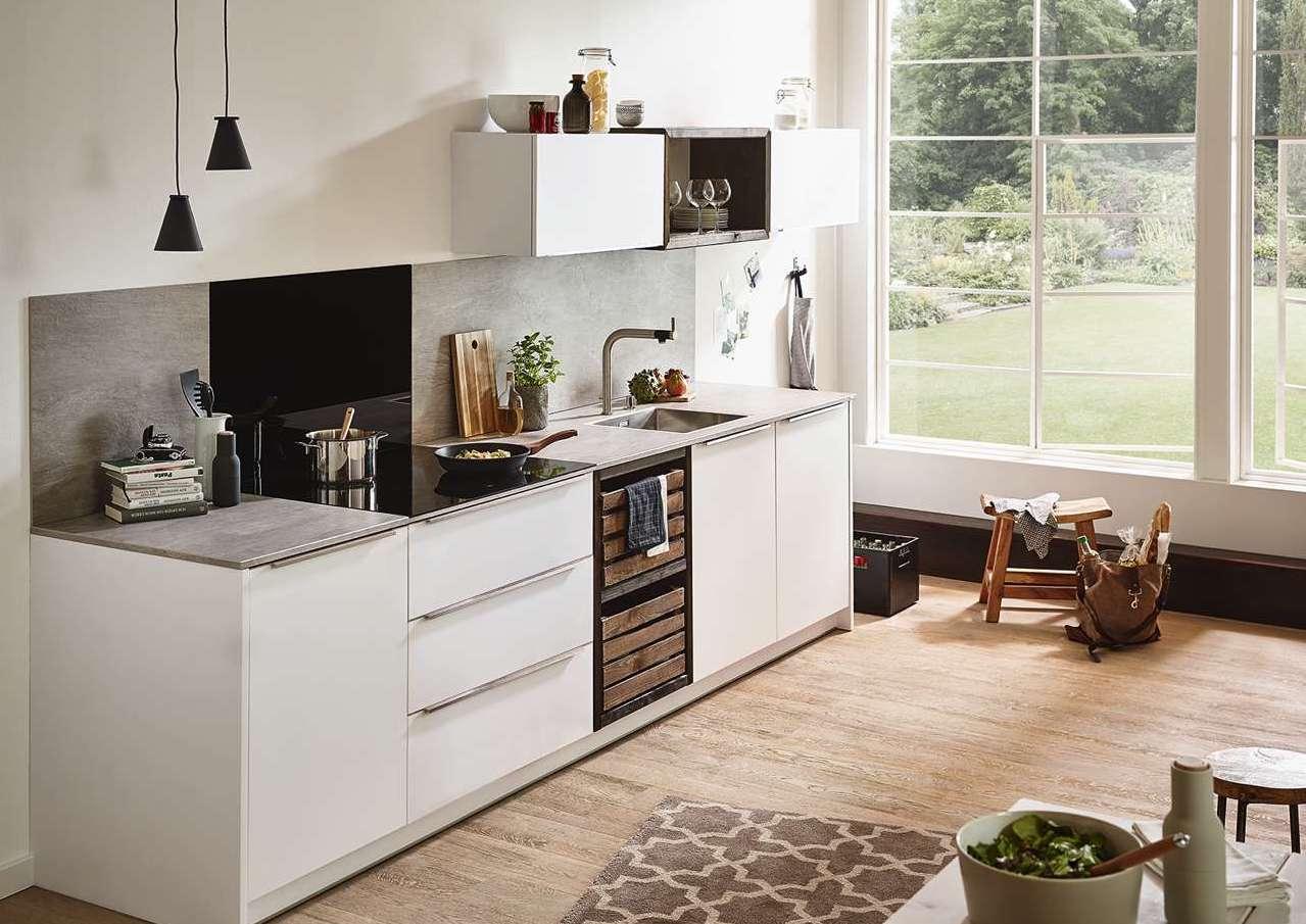Full Size of Fliesenspiegel Küche Glas Küchen Regal Selber Machen Wohnzimmer Küchen Fliesenspiegel