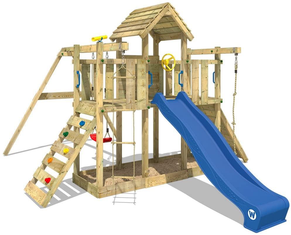 Full Size of Spielturm Klein Wickey Smart Twister Klettergerst Mit Schaukel Kleine Bäder Dusche Garten Küche L Form Kleines Regal Weiß Sofa Regale Kleiner Tisch Esstisch Wohnzimmer Spielturm Klein