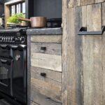 Küchen Rustikal Dhondt Interieur Kchen 2020 Kche Esszimmer Küche Rustikales Bett Regal Esstisch Rustikaler Holz Wohnzimmer Küchen Rustikal
