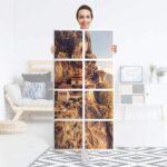 Fensterfolie Ikea Folie Fr Mbel Kallaregal 8 Tren Design Bhutans Modulküche Betten Bei Küche Kosten 160x200 Kaufen Sofa Mit Schlaffunktion Miniküche Wohnzimmer Fensterfolie Ikea