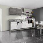 Küche Weiß Grau Kuche Weiss Eiche Caseconradcom Selbst Zusammenstellen Spüle Glaswand Bad Regal Modern Einbau Mülleimer Weiße Betten Ohne Geräte Wohnzimmer Küche Weiß Grau
