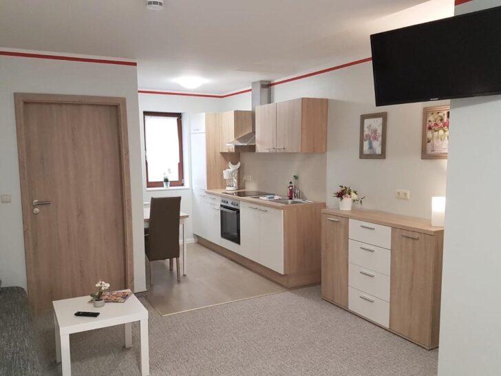 Medium Size of Pension Sonja Mller Singleküche Mit Kühlschrank Bauhaus Fenster E Geräten Wohnzimmer Singleküche Bauhaus
