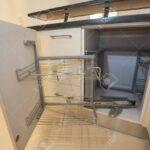 Modulküche Ikea Wandbelag Küche Günstig Mit Elektrogeräten Tapeten Für Die Miniküche Aufbewahrungsbehälter Landhausküche Grau Schwarze Holz Wohnzimmer Eckschränke Küche