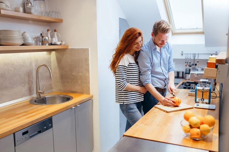 Medium Size of Kchenmbel Kaufen Gnstig Bis Exklusiv Kchenhaus Thiemann Wohnzimmer Küchenmöbel