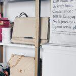 Ikea Hyllis Hack Meine Diy Taschen Aufbewahrung Im Ankleideraum Betten 160x200 Küche Kosten Modulküche Aufbewahrungsbox Garten Bei Bett Mit Wohnzimmer Ikea Hacks Aufbewahrung